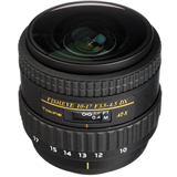 Tokina AT-X 107 AF DX NH Fisheye 10-17mm f/3.5-4.5 Lens for Nikon